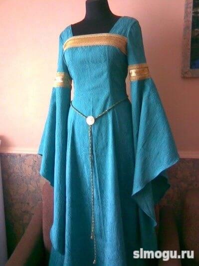 Средневековый платья спб