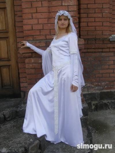 Средневековое платье купить
