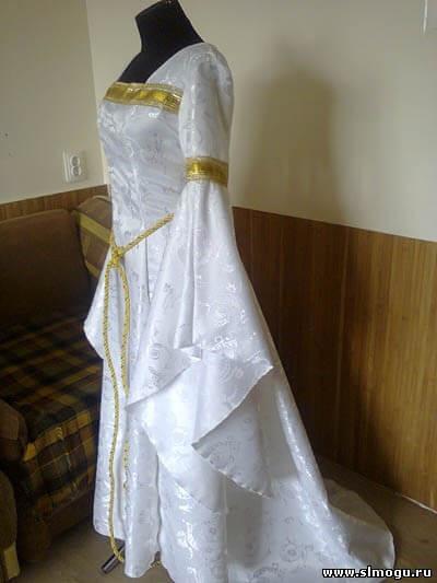 Средневековое платье купить москва